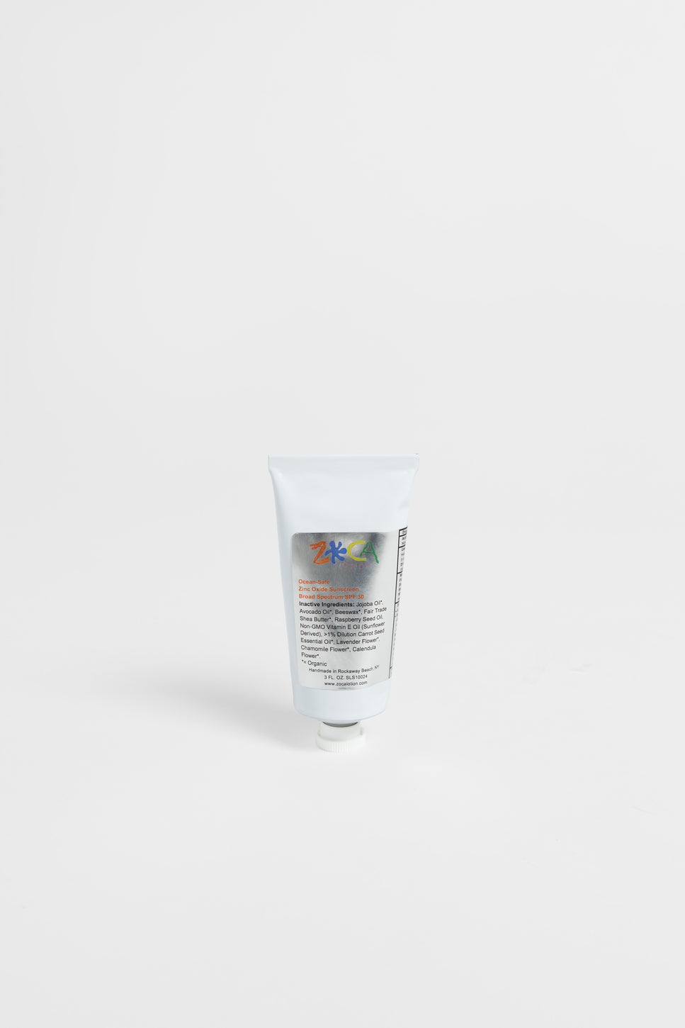Zoca Lotion — SPF 36 Reef-Safe Zinc Oxide Sunscreen