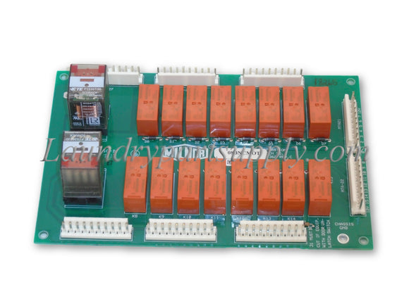 Output (Relay) Board