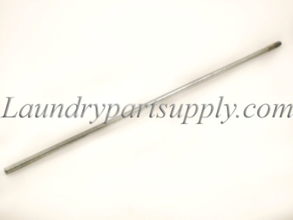 GUIDE ROD FOR PINCH VALVE