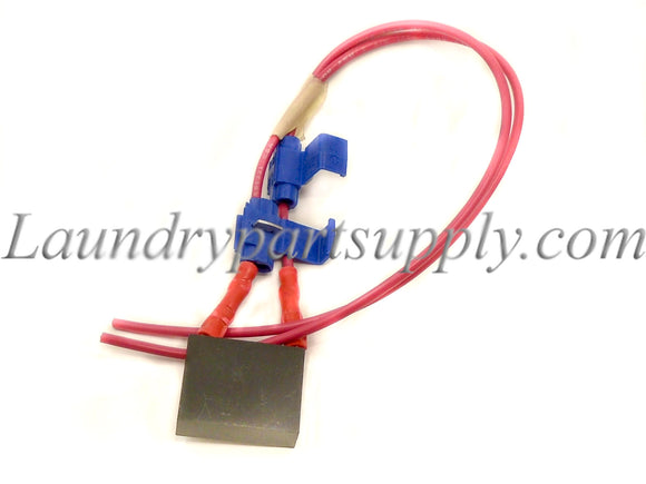 SNUBBER,250VAC,W/WIRE LEADS