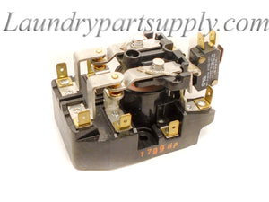 EXTRACT RELAY (PRD) MAIN=2C AUX=1C 120V