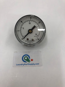 PRESSURE GUAGE, FOR SUPPLY INJECTOR