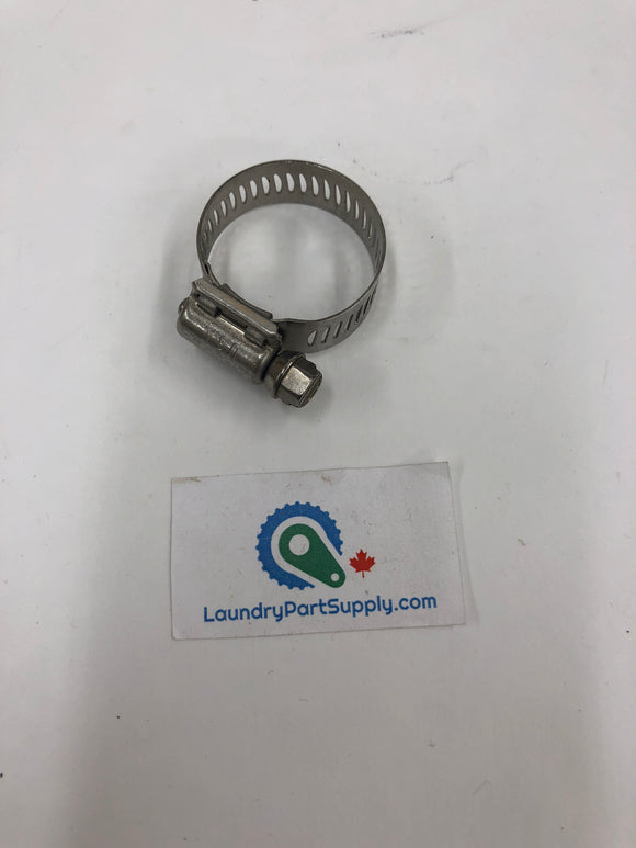 HOSE CLAMP,11/16-1.25,SS CR#64012 *