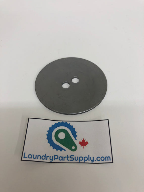 DUAL SCREW BACKUP WASHER