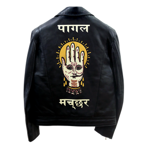 HAATH JACKET BACK VIEW