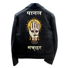 HAATH DOUBLE RIDERS JACKET: Alternate View #1