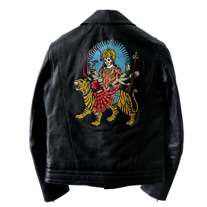 DURGA JACKET BACK VIEW