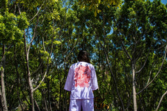 [UNISEX] GUY LE TATOOER X LOCO MOSQUITO MEDITATION WORKING SUIT SET: Alternate View #12