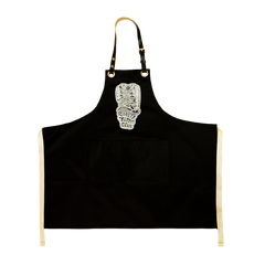 LOCO MOSQUITO WORKING APRON (BLACK): Alternate View #1