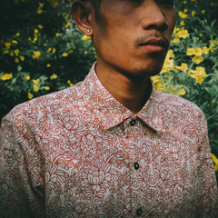 "GUY LE TATOOER X LOCO MOSQUITO ""THE NEW SUN"" MENS LONG SLEEVE SHIRT: Alternate View #5"