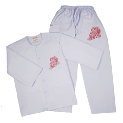 [UNISEX] GUY LE TATOOER X LOCO MOSQUITO MEDITATION WORKING SUIT SET: Alternate View #2