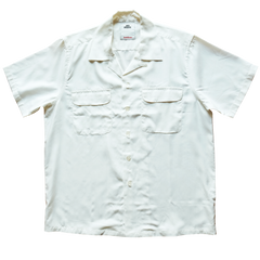 VINYASA EMBROIDERED ALOHA SHIRT: Alternate View #2