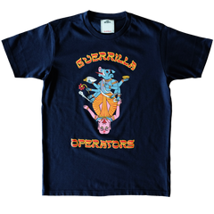 GUERRILLA OPERATORS T-SHIRT: Alternate View #1