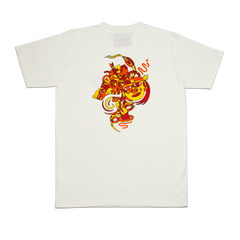 [UNISEX] CHE CHO LE TATOOER X LOCO MOSQUITO TRIPPY PRINT T-SHIRT: Alternate View #1