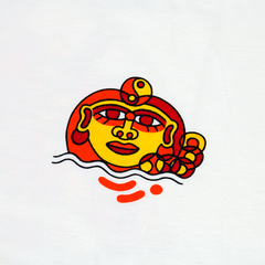 [UNISEX] CHE CHO LE TATOOER X LOCO MOSQUITO TRIPPY PRINT T-SHIRT: Alternate View #4