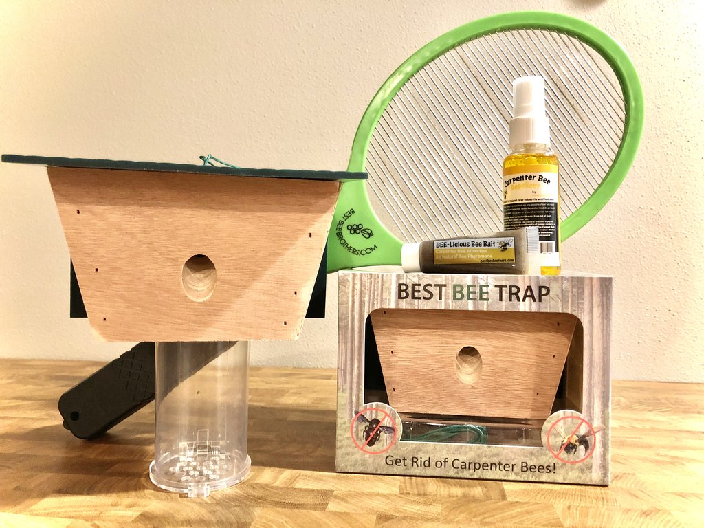 Complete Carpenter Bee Elimination Kits
