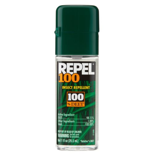Common repellent containing DEET.