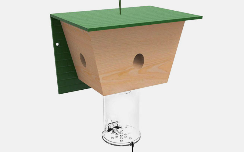 New Best Bee Trap Design