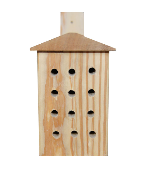 Cozy Cottage Mason Bee Home