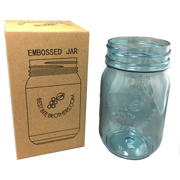 Plastic Mason Jar  (Replacement)