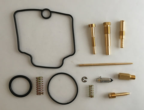Shindy Carburetor Repair Kit Honda CR85  03-701  03-706 - MotoTriad - 1