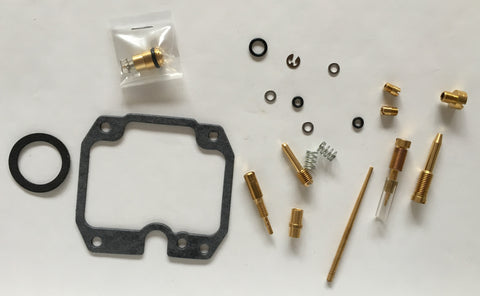 Shindy Carburetor Repair Kit Yamaha TTR125 03-875 03-868 03-883 - MotoTriad - 2