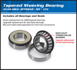 All Balls Racing Steering Bearing Kit Honda CRF150R/RB 22-1021 - MotoTriad - 2