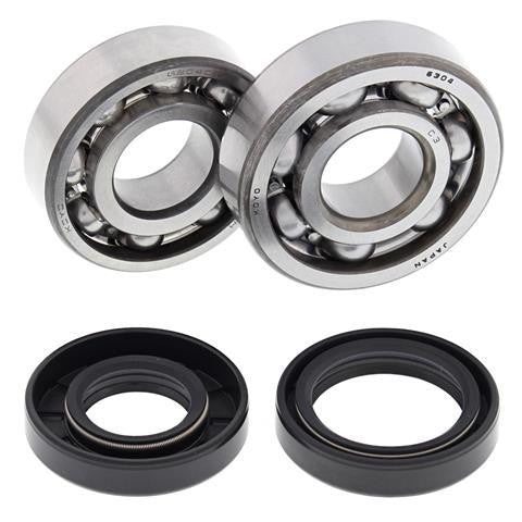 All Balls Racing Crank Shaft Bearing and Seal Kit Yamaha YZ85 24-1023