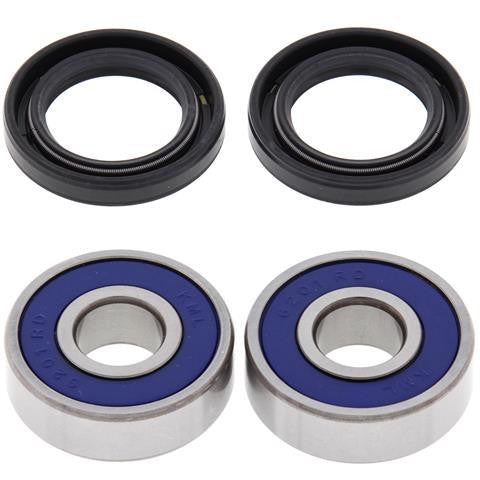 All Balls Racing Front Wheel Bearing Kit Honda XR100 25-1027 - MotoTriad - 1