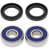 All Balls Racing Front Wheel Bearing Kit Honda CRF100 25-1027 - MotoTriad - 1