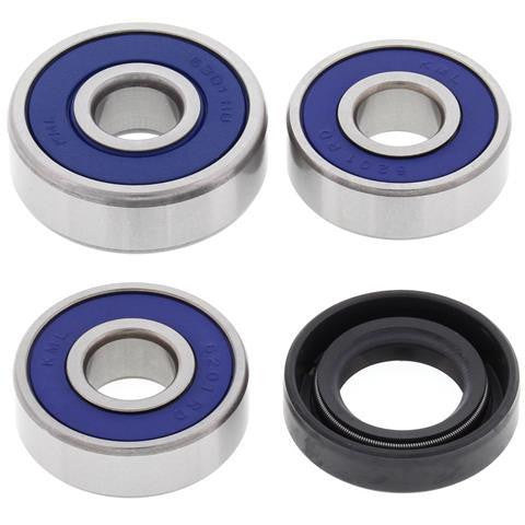 All Balls Racing Rear Wheel Bearing Kit Honda CRF50 25-1167 - MotoTriad - 1
