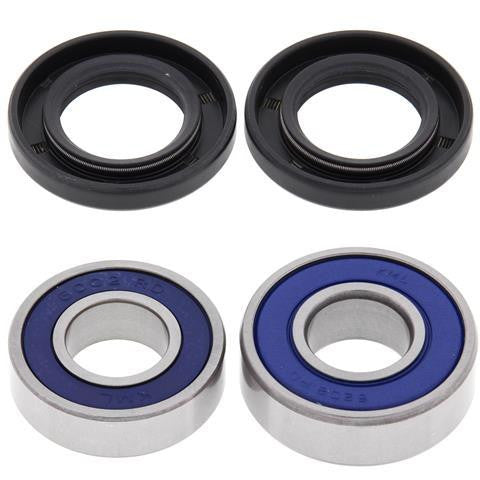 All Balls Racing Rear Wheel Bearing Kit Suzuki RM85 25-1168 - MotoTriad