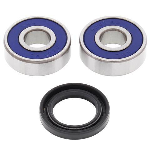 All Balls Racing Front Wheel Bearing Kit Honda CRF50 25-1170 - MotoTriad - 1