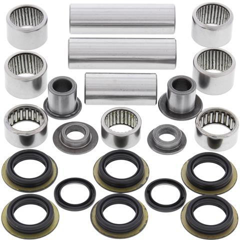 All Balls Racing Swing Arm Linkage Bearing Kit Suzuki RM65 27-1011 - MotoTriad - 1