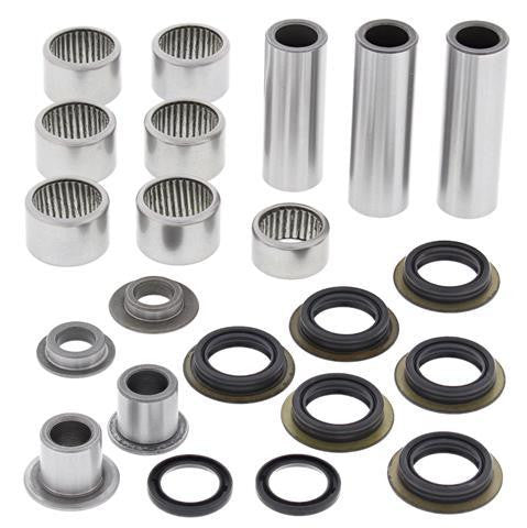 All Balls Racing Swing Arm Linkage Bearing Kit Kawasaki KX85 27-1014