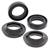All Balls Racing Fork and Dust Seal Kit Honda CRF100 56-101 - MotoTriad - 1