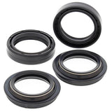 All Balls Racing Fork and Dust Seal Kit Honda CRF150R/RB 56-123 - MotoTriad - 1