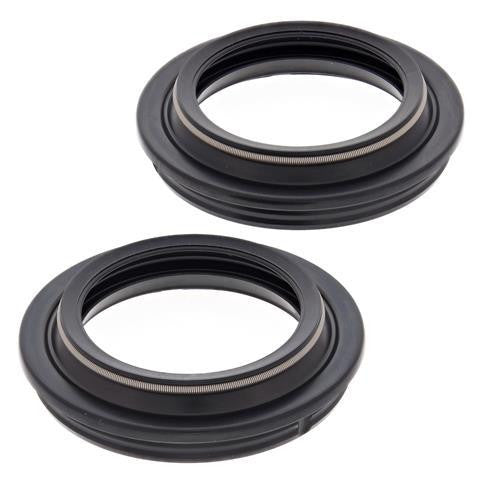 All Balls Racing Fork Dust Seal Kit Suzuki RM85 57-109 - MotoTriad