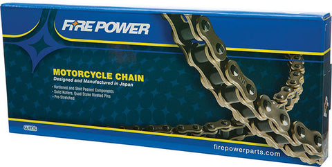 Kawasaki KX65 Firepower Gold Chain