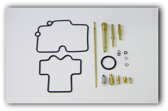 Shindy Carburetor Repair Kit Yamaha TTR125 03-875 03-868 03-883 - MotoTriad - 1
