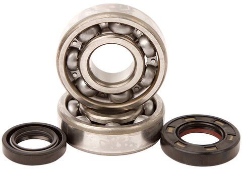 Honda CR85 Main Bearing and Seal Kit Hot Rods K001 - MotoTriad