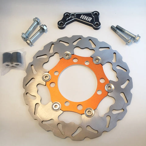 Kawasaki KX65 HNR 220mm Big Brake Kit