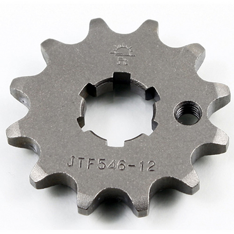 Kawasaki KX65 Front Steel Sprocket JT Sprockets JTF546