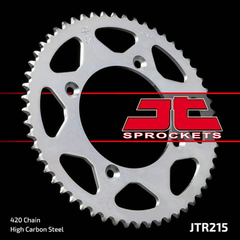 Honda CRF150R/RB Rear Steel Sprocket JT Sprockets JTR215 - MotoTriad