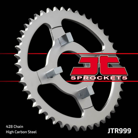 Honda XR100 1981-1984 Rear Steel Sprocket JT Sprockets JTR999 - MotoTriad