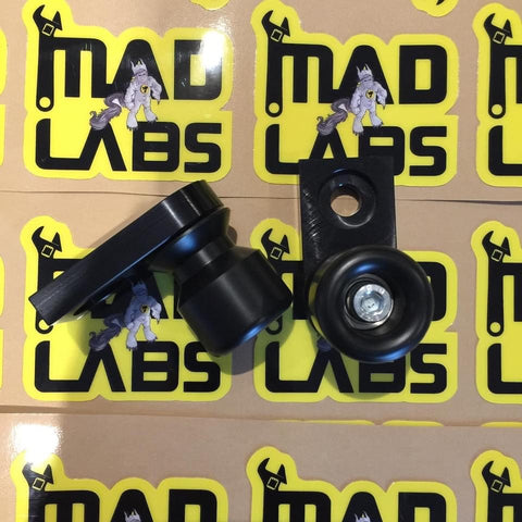 Kawasaki KX65 Rear Axle Slider Block Set