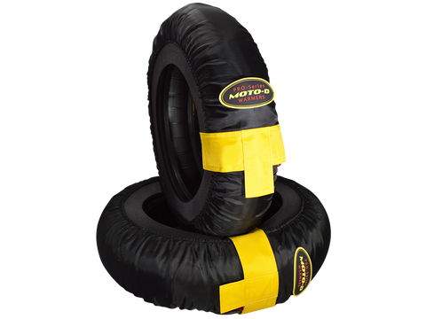 "Moto-D Pro-Series 12"" Tire Warmers"