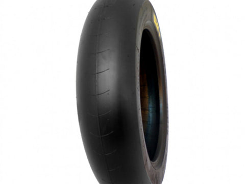 "PMT 12"" Front Slick Tire - SOFT Compound - MotoTriad"