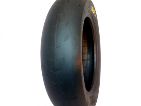 "PMT 12"" Rear Slick Tire - MEDIUM Compound - MotoTriad"