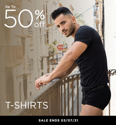 up to 50% off t-shirts